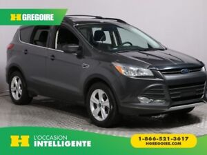 2015 Ford Escape SE 4WD A/C MAGS BLUETOOTH CAM RECUL