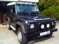 Land rover defender A bar