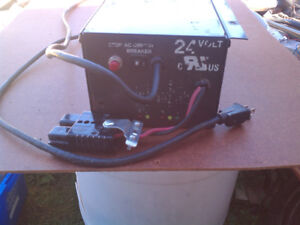A/R us 24 Volt Battery Charger