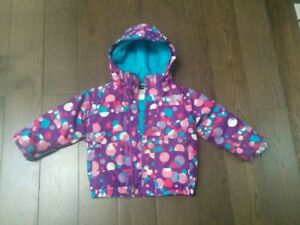 Girl's North Face winter jacket (Hyvent)