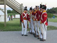 Reenacting Experience Opportunity: War of 1812