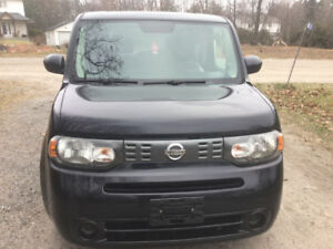 2010 Nissan Cube, Certified Saaq Quebec, $4300 firm