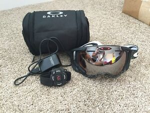 Reacon instructional Oakley goggles