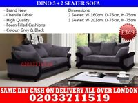 Brand New Diano 3 nd 2 seater sofa Pennock