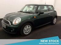 2013 MINI HATCHBACK 1.6 One D