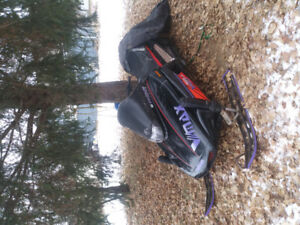 94 yamaha 500 vmax snowmobile