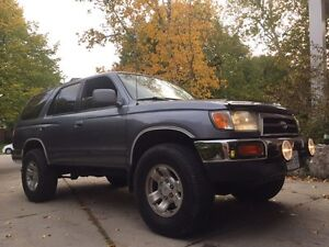 1997 4Runner offroad ready