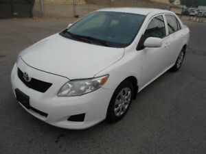 2010 Toyota Corolla CE Auto HWY KMS Runs Great Sedan