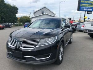 Lincoln MKX Awd 4dr Select 2016