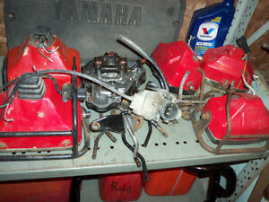 Honda 3 wheeler parts Big Red