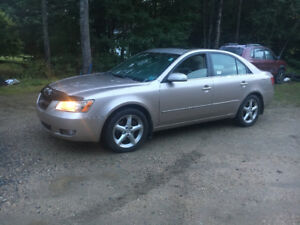 2006 Hyundai Sonata WITH LOW KMS for $2500.00