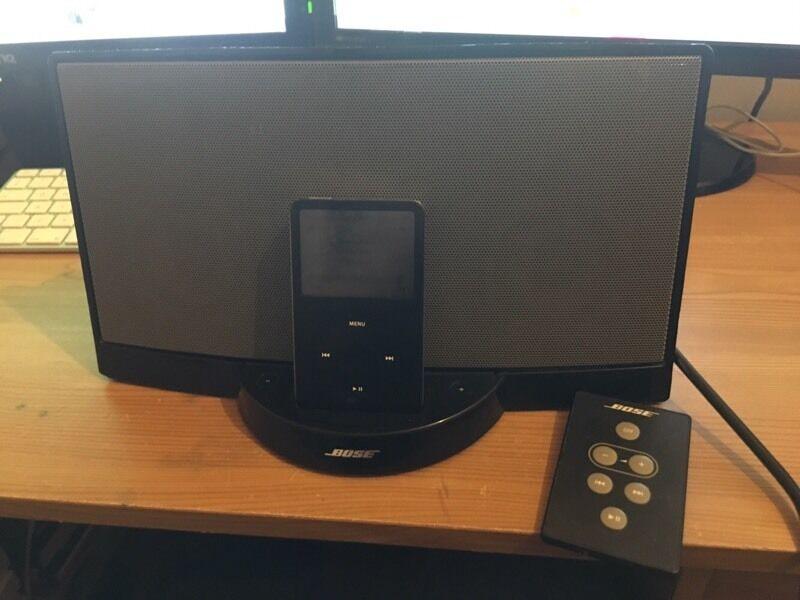 BOSE SoundDock® digital music system iPod dock v2