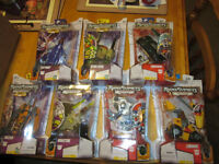 Transformers Cybertron lot of Seven Deluxe MOSC