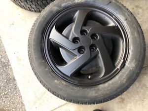 16 inch Winter Tires on rims