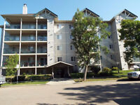 2 BEDROOM-2 BATHROOM 30+ CONDO IN LEDUC