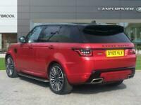 2019 Land Rover Range Rover Sport 3.0 SDV6 (306hp) Autobiography Dynamic SUV Die