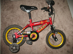 Fire Truck Bike Kingston Kingston Area image 1