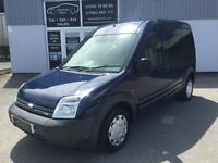 2006 56 FORD TRANSIT CONNECT VAN TOURNEO T230 LWB HIGH ROOF 5 SEATS NO VAT