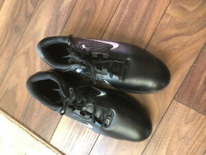 New Nike Air Zoom Golf Shoes TW71 black size 12