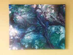 Taking Custom Orders, Original Abstract Paintings for Sale