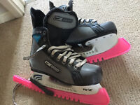 Bauer Ice Hockey Boots size 4