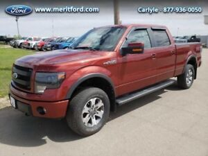 2014 Ford F-150 FX4  - local - one owner - trade-in