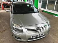 2008 Toyota Avensis 2.2D-4D150TR - 10 Service Stamps -2FKeepers-SAT NAV-MOT06/18