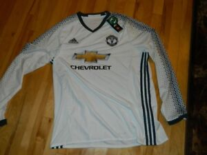 Manchester United Jersey Brand New LOOK