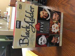 Black Adder complete series on DVD Edmonton Edmonton Area image 1