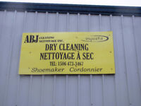 DRY CLEANER FOR SALE IN GRAND FALLS