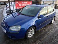 2004 VW GOLF 1.9 TDI SE, SERVICE HISTORY, NOT ASTRA MEGANE FOCUS 308 NOTE