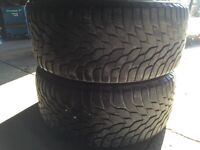 285 55 R18 tires for sale or trade