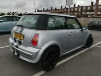 MINI ONE 1.4 D 6 SPEED DIESEL 07948032527 PRIVATE PLATE