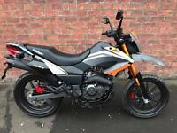 Keeway TX 125 learner legal own this bike for only £10.03 a week