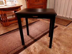 Genuine Yamaha keyboard stool.