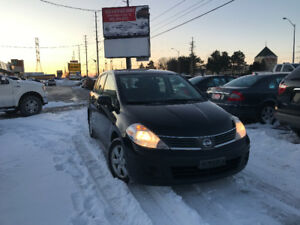 2009 Nissan Versa SL, One Owner, No Accident, Certified