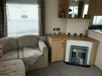 cheap 8 berth static caravan for sale at trecco bay / south wales FREE FEES