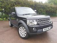 16/16 Land Rover Discovery 3.0 SDV6 SE 255bhp Auto *Commercial*