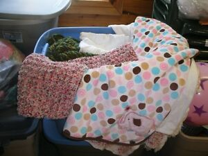 baby blankets & recieving blankets