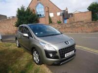 Peugeot 3008 Crossover 1.6HDi ( 110bhp ) FAP Exclusive