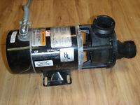 Pompe pour spa ou bain / spa or tub pump
