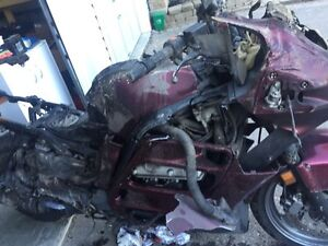 Honda fire bike for sale lots of engine parts