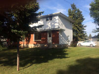 Large Centrally Located 4 Bedroom Semi Available Immediately