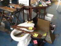 A. Lot of pieces etc from our. Shop. Can be. Split pick. What. You want nearly free