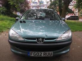 Peugeot 206 1.4 ( a/c ) 2002MY LX
