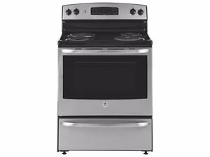STAINLESS FRIDGE AND STOVE $149.99/MONTH London Ontario image 1