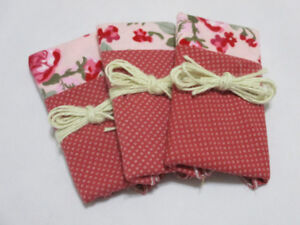 Canning Jar covers - Pink