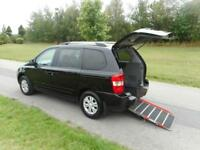2011 Kia Sedona 2.2 CRDi 2 WHEELCHAIR DISABLED ACCESSIBLE VEHICLE WAV