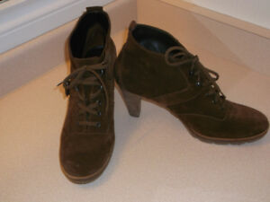 For Sale Amazing Paul Green suede boots bought in London England