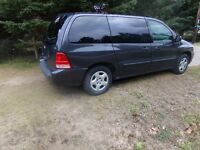 2007 Ford Freestar, Certified & Drive Clean E-Tested.